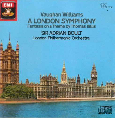 Vaughan Williams: A London Symphony, Fantasia on a Theme by Thomas Tallis (UK Import) (Vaughan Williams London Symphony)