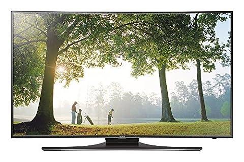 Samsung H6870 138 cm (55 Zoll) Curved Fernseher (Full HD, Triple Tuner, 3D, Smart TV)