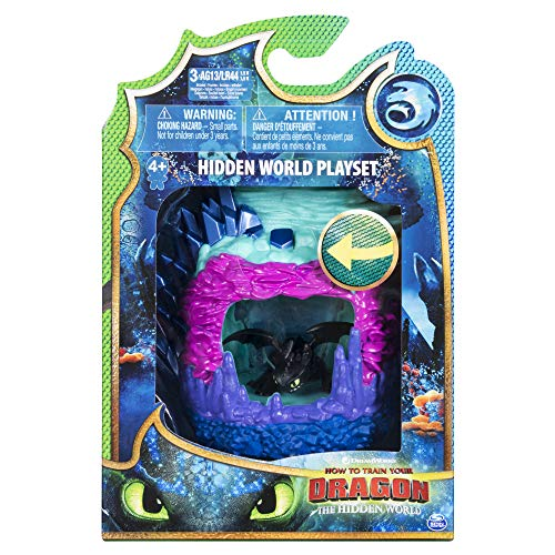 How to train your dragon - Toothless Dragon Cave, Dragons playset Toothless (Bizak 61926624)