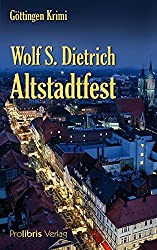 Altstadtfest: Göttingen Krimi