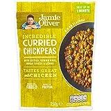 Jamie Oliver Garbanzos Al Curry 250G (Paquete de 2)