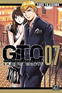 GTO Shonan 14 days Edition simple Tome 7