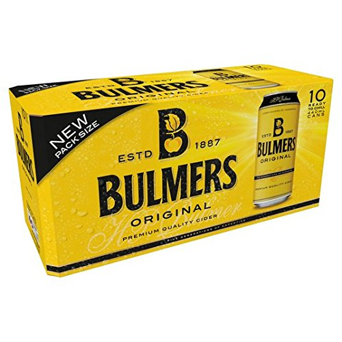 Bulmers Cider originale 10 x 440ml