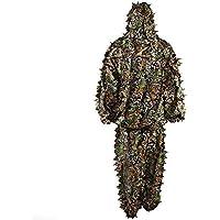 Camo Woodland Ghillie, Caccia Costume Ghillie Foglia d acero Chasse dans La  Jungle Ghillie 551c7454a5f