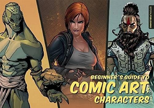 Beginner's Guide to Comic Art: Characters - Kommerzielle Serie 400