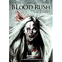 Blood Rush by Kerry Finlayson
