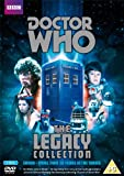 Doctor Who: The Legacy Collection (Shada/More Than 30 Years In The TARDIS) [DVD]