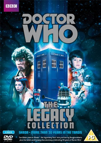 Doctor Who - Legacy Box Set: Shada & 30 Years in the Tardis [3 DVDs] [UK Import]
