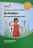 Die Insekten (Set): Grundschule, Sachunterricht, Klasse 3-4 -