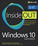 Windows 10 Inside Out (Includes Curre...