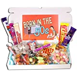 Born in the Fifties Sweets Gift Selection Box