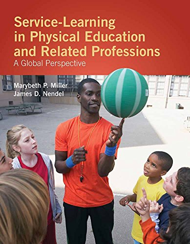 SERVICE LEARNING IN PHYSICAL EDUCATION AND RELATED PROGRAMS