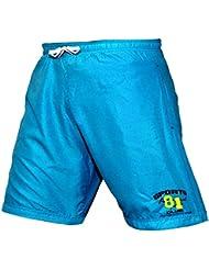 Boom Prime Bleu unisexe Sport pour Homme de squash badminton sport Ballon de football d'entraînement de Boxe pour Femme (Livraison gratuite au Royaume-Uni)