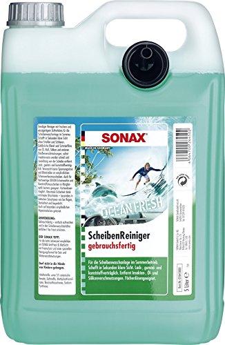 Sonax 02645000 Scheibenreiniger Gebrauchsfertig Ocean-Fresh 5 l