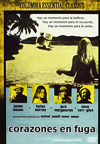 Das Mädchen vom Korallenriff / Age of Consent (1969) ( ) [ Spanische Import ]