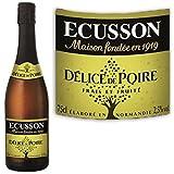 Cidre Ecusson délices de Poire 75cl 2°