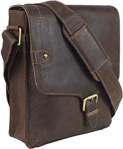 UNICORN Réel en cuir iPad, ebook accessoires ou titulaire Sac - Sable Brun # 8G