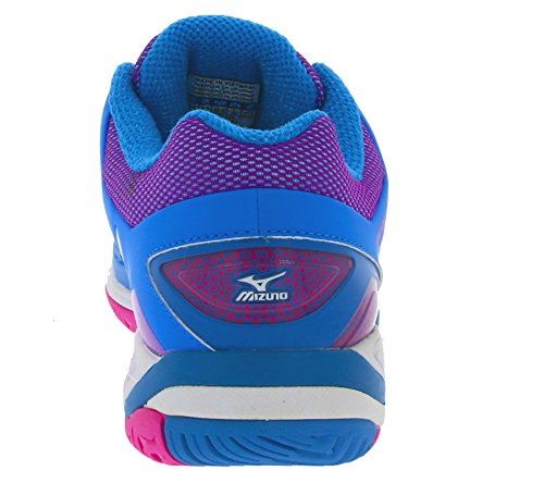 Mizuno Wave Exceed Tour AC Women's Scarpe Da Tennis Blue