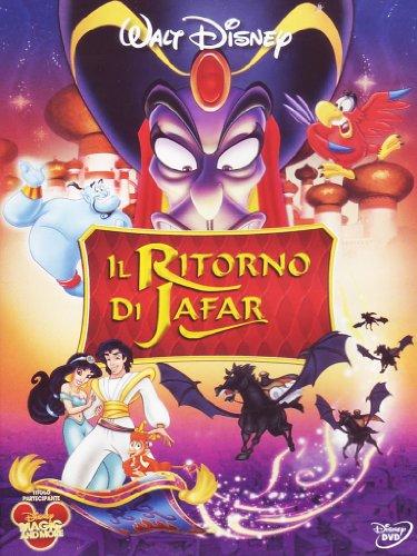 Videosystem 54197 Il Ritorno di Jafar Disney DVD
