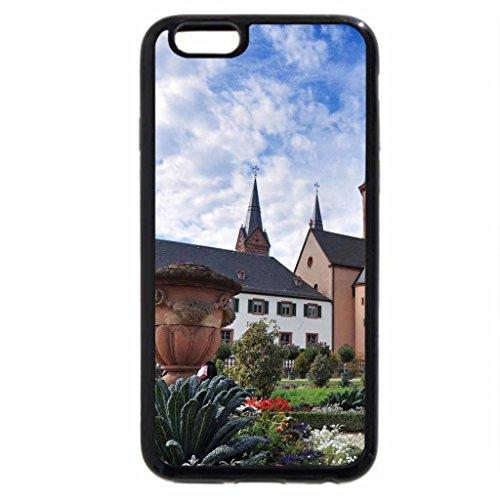 iPhone 6S / iPhone 6 Case (Black) beautiful church in seligenstadt germany