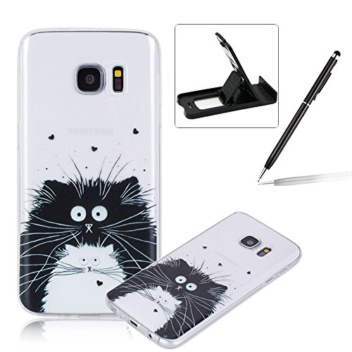 for-samsung-galaxy-s7-edge-casefor-samsung-galaxy-s7-edge-coverherzzer-ultra-slim-fashion-black-whit