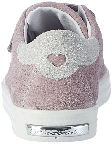 Ricosta Mädchen Ashley Low-Top Pink (Viola)