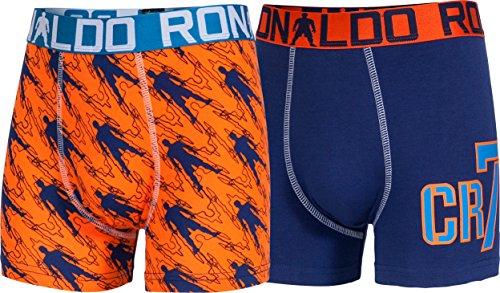 "CR7 CRISTIANO RONALDO Boys ""Boxer Shorts Boys CR7 Line Multi-Coloured multi-coloured Test"