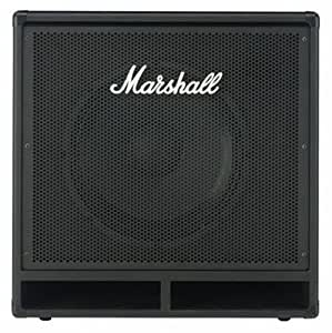 Marshall - Baffles pour têtes amplis basse BAFFLE BASSE 450W 1x15'' - MBC115