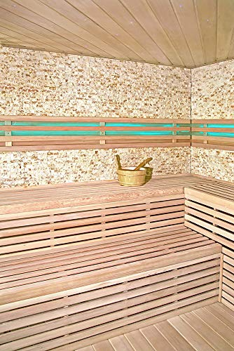 Home Deluxe - Traditionelle Sauna - Skyline XL BIG