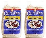 (2 Pack) - Bobs Red Mill - G/F Oat Flour | 400g | 2 PACK BUNDLE