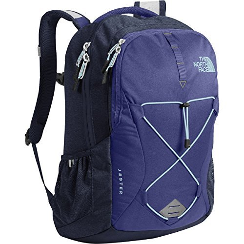 The North Face Jester – Mochila, Color Bright Navy/Urban Navy Heather, tamaño Talla única
