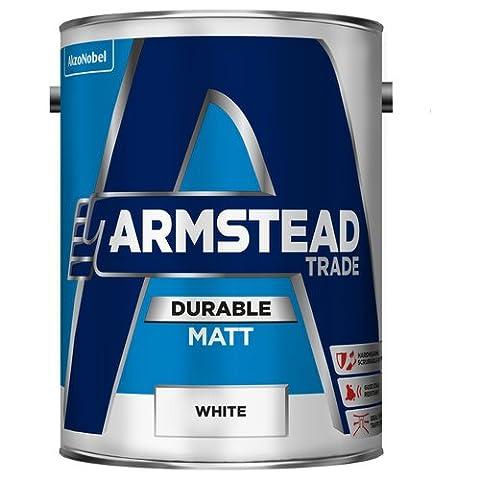Armstead Trade Durable Matt Weiß 5Liter