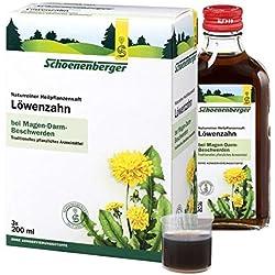 Schoenenberger Löwenzahn Saft, 3x200 ml