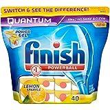 Terminer Quantique Powerball Tablettes Lave-Vaisselle Citron (40)