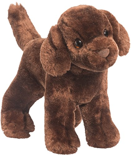 Cuddle Toys 3995 20 cm Long Sylvia Chocolate Labrador Plush Toy