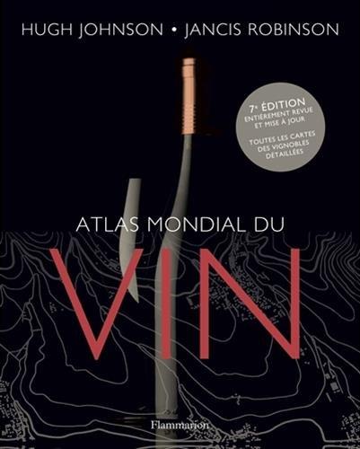 Atlas mondial du vin par Hugh Johnson