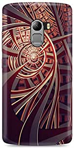 Best Quality 3D Printed Hard Designer Back Cover Case Cover For Lenovo K3 Note