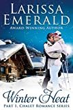 Winter Heat: Chalet Romance Series by Larissa Emerald front cover