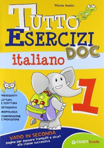 Tutto Esercizi DOC Italiano 1 by Vittoria Busatto (June 24,2009)