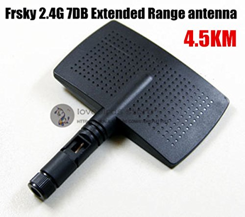 Generic FrSky 7db remote antenna for FRSKY 2.4G transmitter module DIY FPV drones accs
