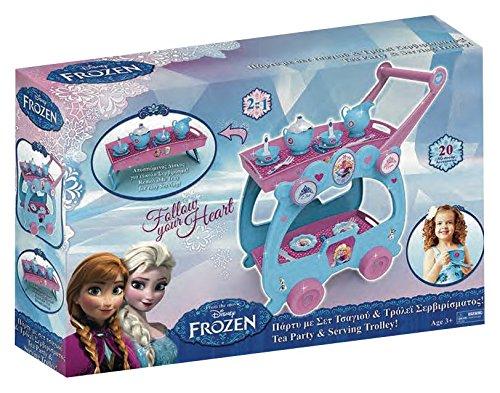 Sambro rlp-005Frozen Tea Party Trolley (Tea Party Frozen)