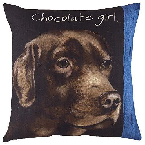 Evans Lichfield Klein Hund Laughed Schokolade Mädchen 17