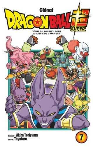 Dragon Ball Super Edition simple Tome 7