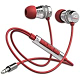 MTX iX2 Ecouteurs intra-auriculaires Rouge