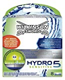 Wilkinson Sword Hydro 5 Sensitive Razor Blades – Pack of 8