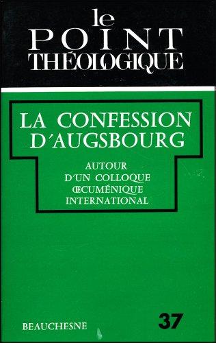 La Confession d'Augsbourg. 450e anniversaire