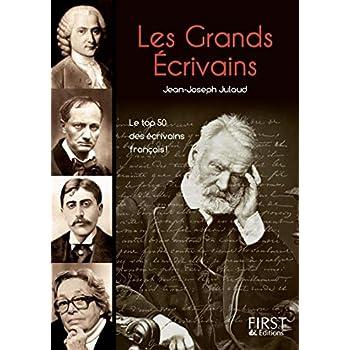 Le petit livre des grands écrivains