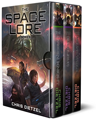 The Space Lore Boxed Set: Space Lore Volumes 1-3