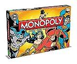 MONOPOLY DC COMICS - Jeu de...