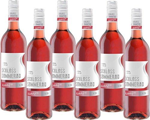 Schloss-Sommerau-alkoholfreier-Roswein-lieblich-6-x-075-l